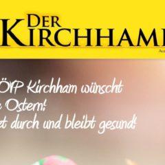 Der Kirchhamer – Osterausgabe 2020