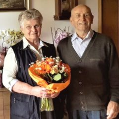 Gratulation Maria und Karl Bammer-Reisenbichler
