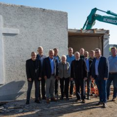 Kirchham bekommt Urnenpark und ein zeitgemäßes Haus für Verabschiedungen