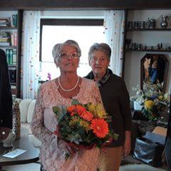 80. Geburtstag von Christa Ursprunger
