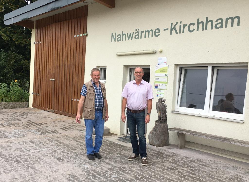 Nahwärme investiert 300.000 Euro und spart 450.000 Liter Heizöl