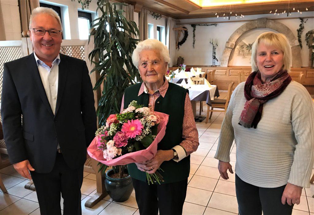 """Hieblin"" feiert 90. Geburtstag!"