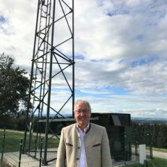 Bürgermeister kämpft um Mobilfunk-Sender!