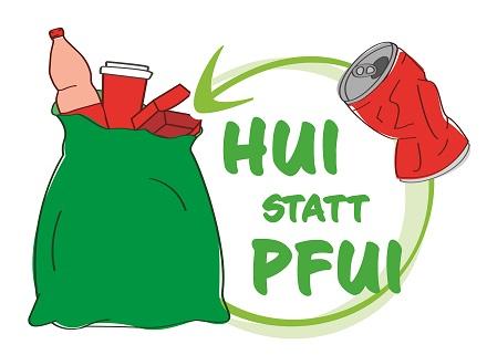 Hui statt Pfui