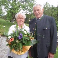 Karoline und Hubert Prem feiern Goldene Hochzeit