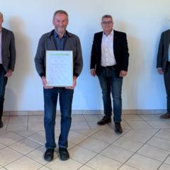 Nahwärme-Pionier Franz Medl zum Ehrenobmann gewählt!