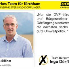 Kandidatenvorstellung Platz 6 – Stephan Söllner